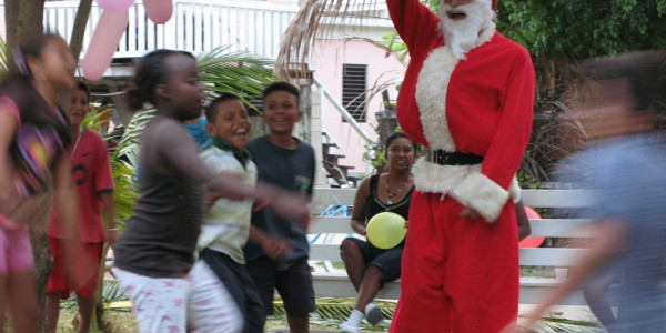 Santa Paws - From the North Pole to Caye Caulker